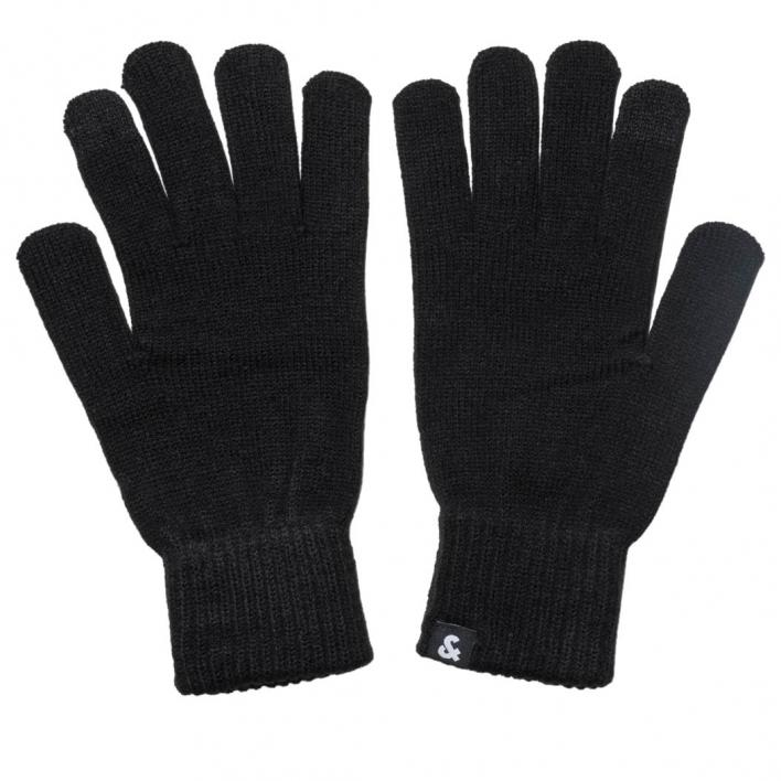 JACK JONES BARRY KNITTED GLOVES NOOS