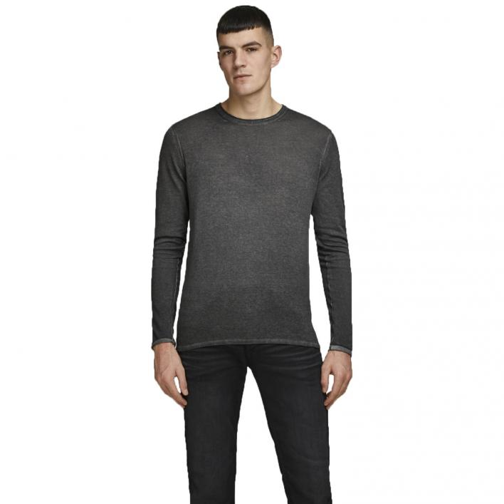 JACK JONES BLULEONARD KNIT CREW NECK