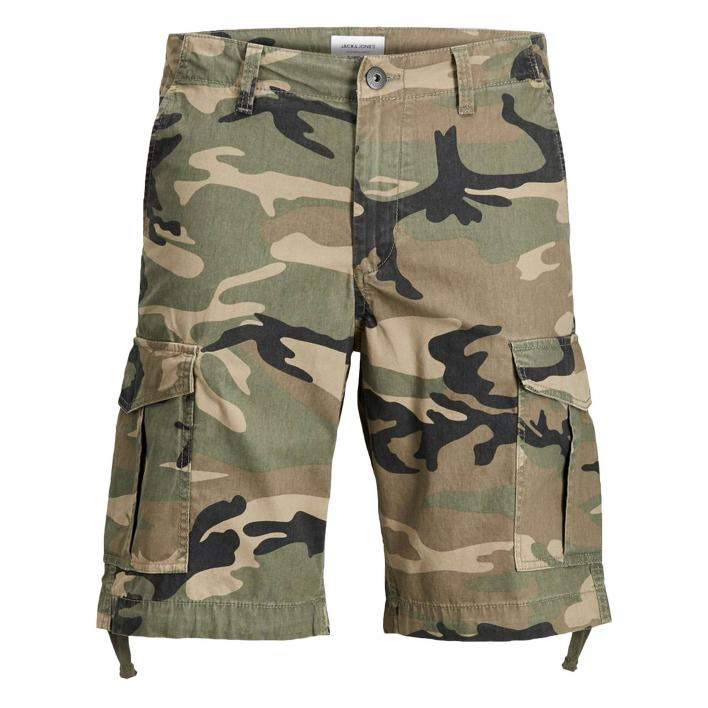 JACK JONES CHARLIE JJCARGO SHORTS AKM 803