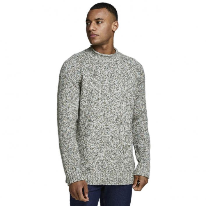 JACK JONES CLIVE KNIT CREWNECK