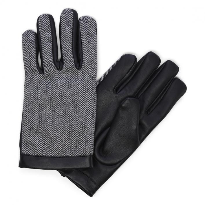 JACK JONES DAVID LEATHER GLOVES