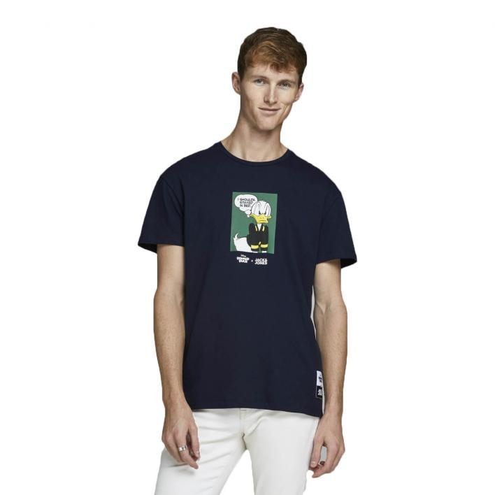JACK JONES DONALDDUCK TEE SS CREW NECK
