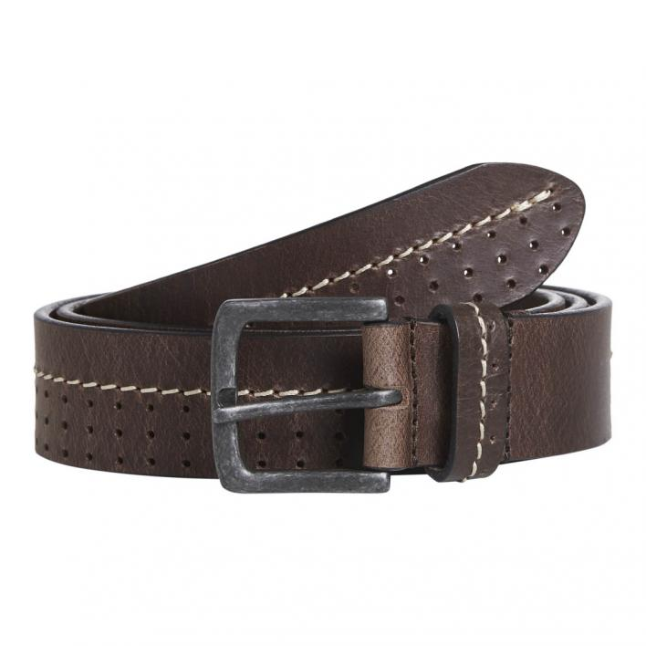 JACK JONES ERIC LEATHER BELT