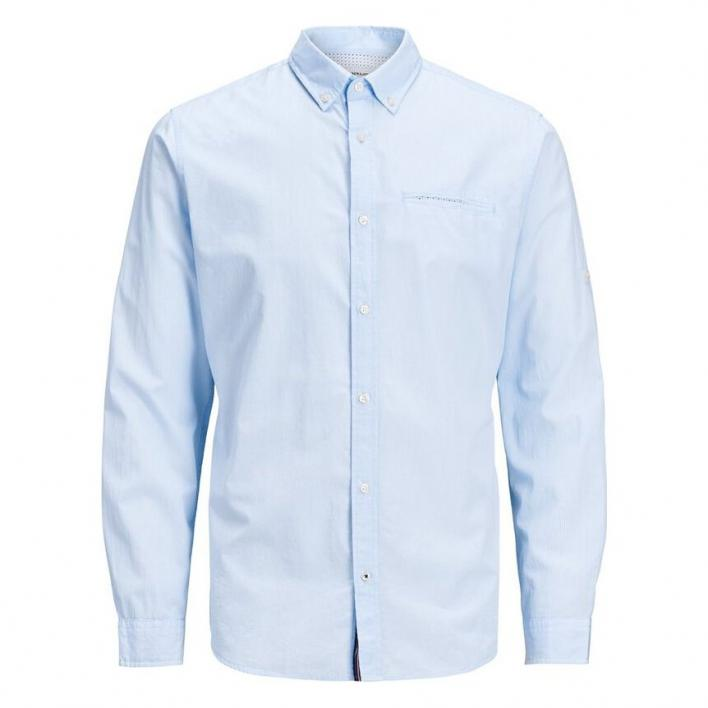 JACK JONES ETAPE DETAIL SHIRT L/S S20 STS