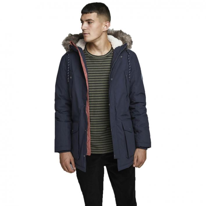 JACK JONES EXPLORE PARKA JACKET STS