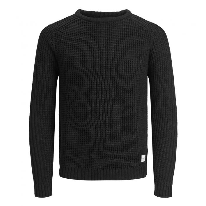 JACK JONES HARVARD KNIT CREW NECK
