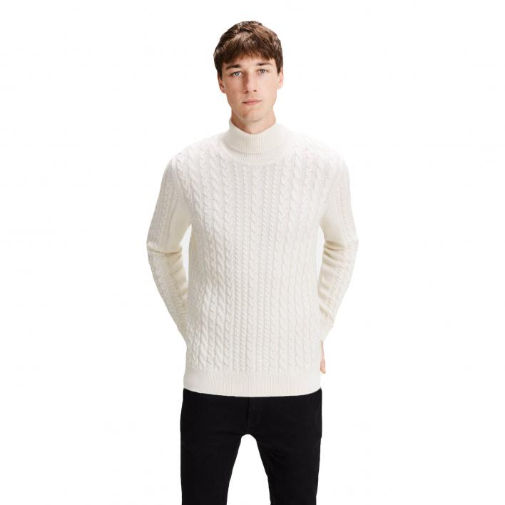 JACK JONES HERMAN KNIT ROLL NECK