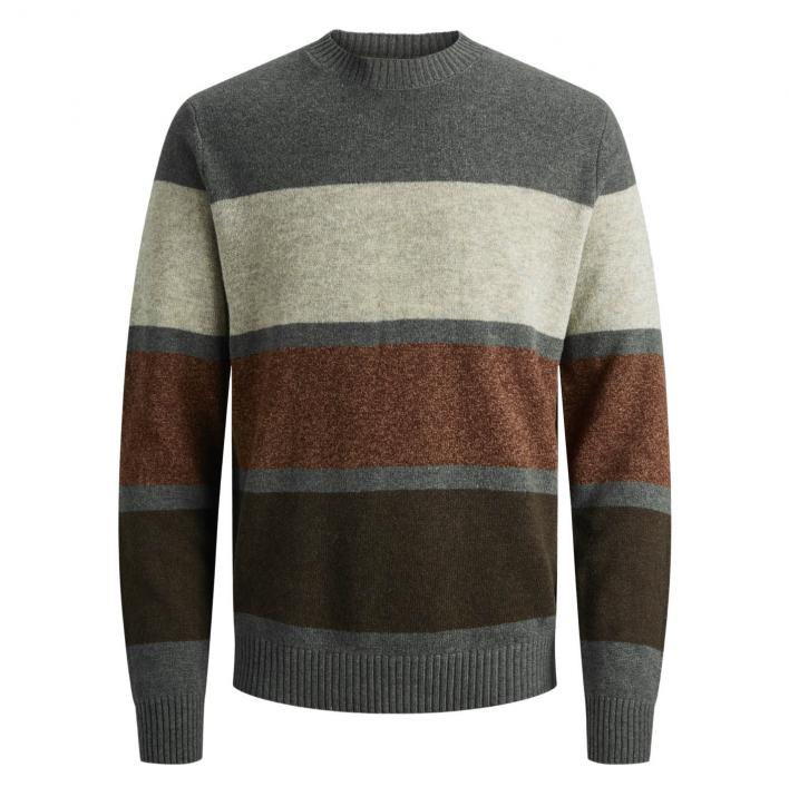 JACK JONES HERRY KNIT CREW NECK