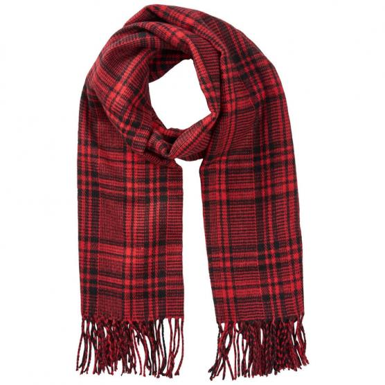 JACK JONES JACCHECKED WOVEN SCARF LTD