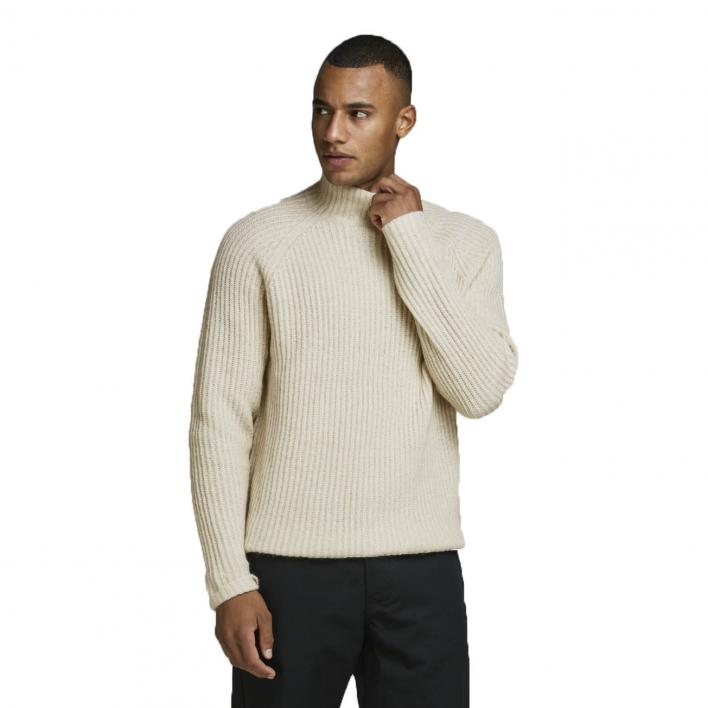 JACK JONES JAM KNIT HIGH NECK