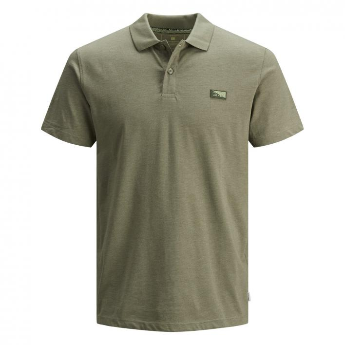JACK JONES JCOSCHULTZ TURK POLO SS ON