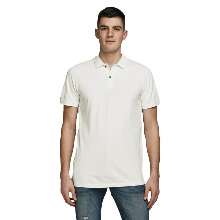 JACK JONES JEANS WASH POLO SS CAMP
