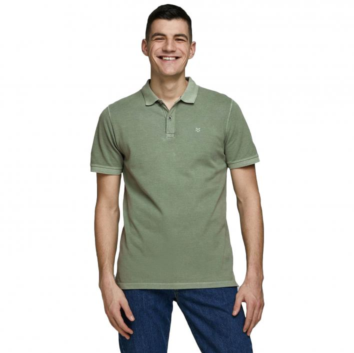 JACK JONES JEANS WASH POLO SS