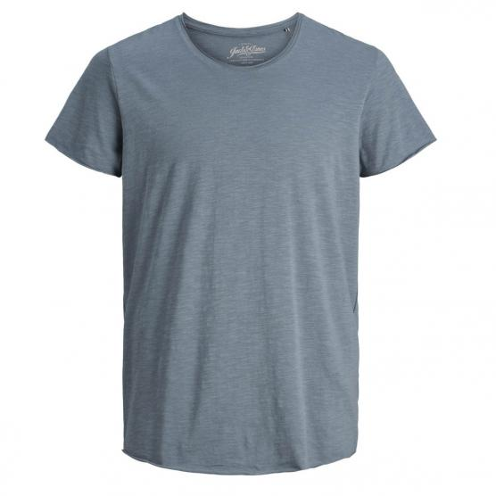 JACK JONES JEBAS TEE SS U-NECK NOOS