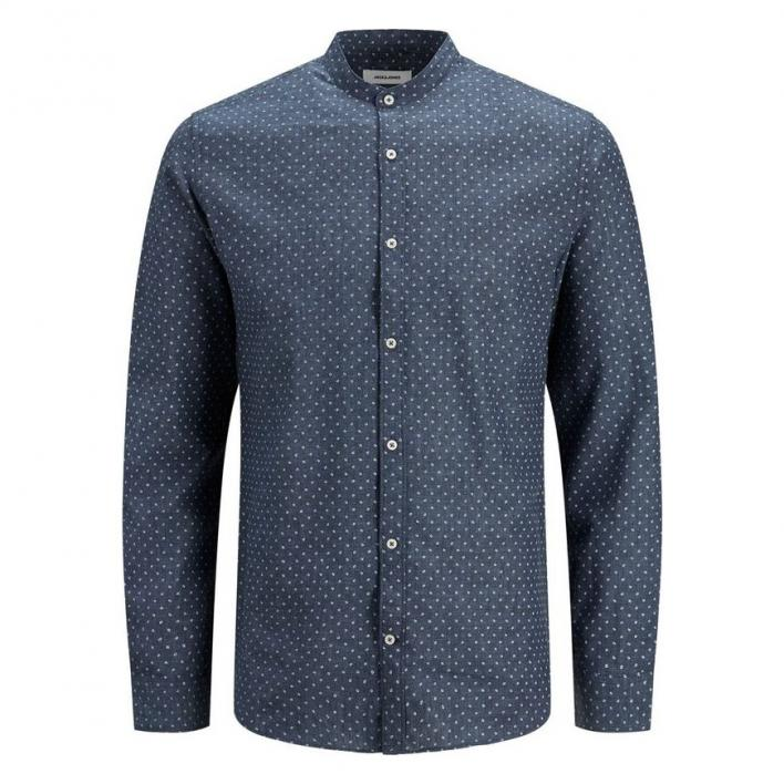 JACK JONES JJEBAND SUMMER AOP SHIRT L/S STS