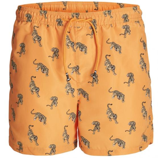 JACK JONES JJICALI JJSWIM SHORTS AKM ANIMAL STS