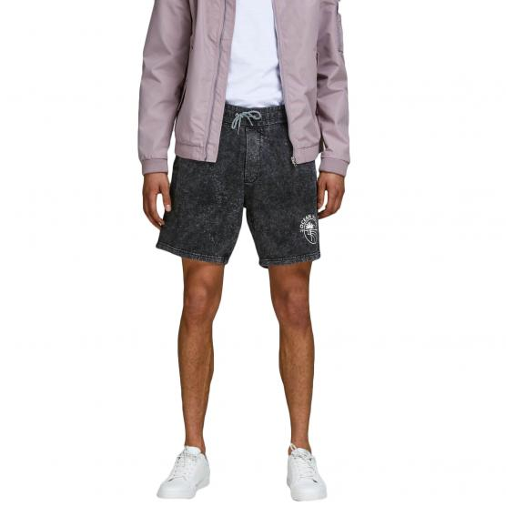 JACK JONES JJIWASHED JJSWEAT SHORTS MID VG STS