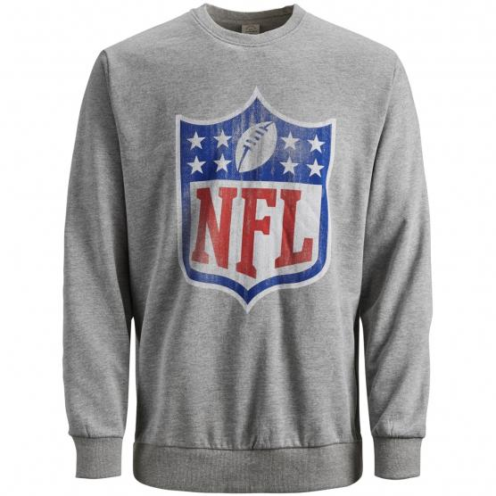 JACK JONES JORBOWL SWEAT CREW NECK