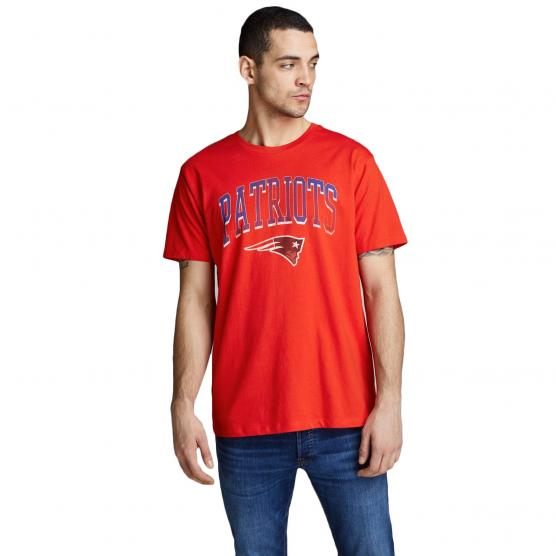 JACK JONES JORBOWL TEE SS CREW NECK
