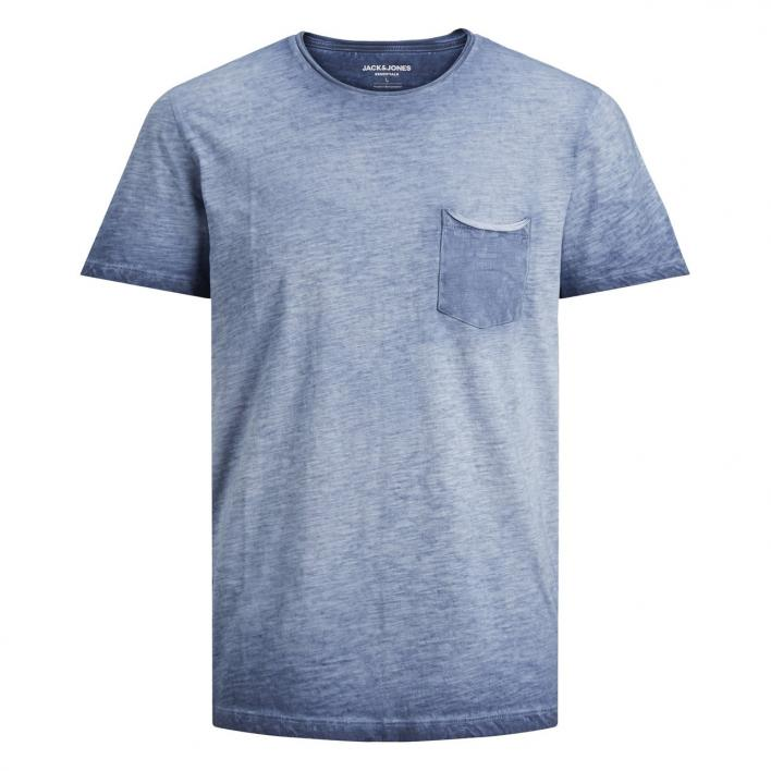 JACK JONES JORCOLD DYE TEE SS CREW NECK