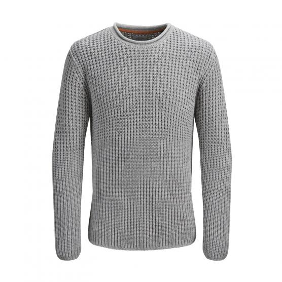 JACK JONES JORJAMES KNIT CREW NECK