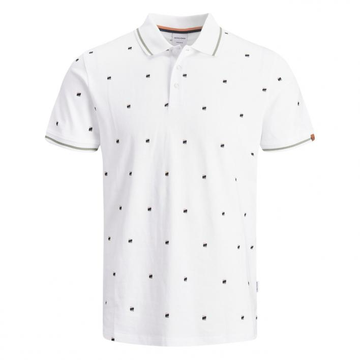 JACK JONES JORLOGON AOP POLO SS