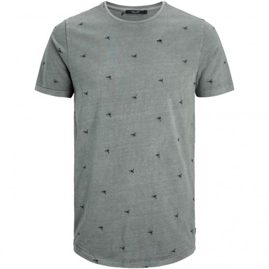 JACK JONES JPRANDY BLA. TEE SS CREW NECK