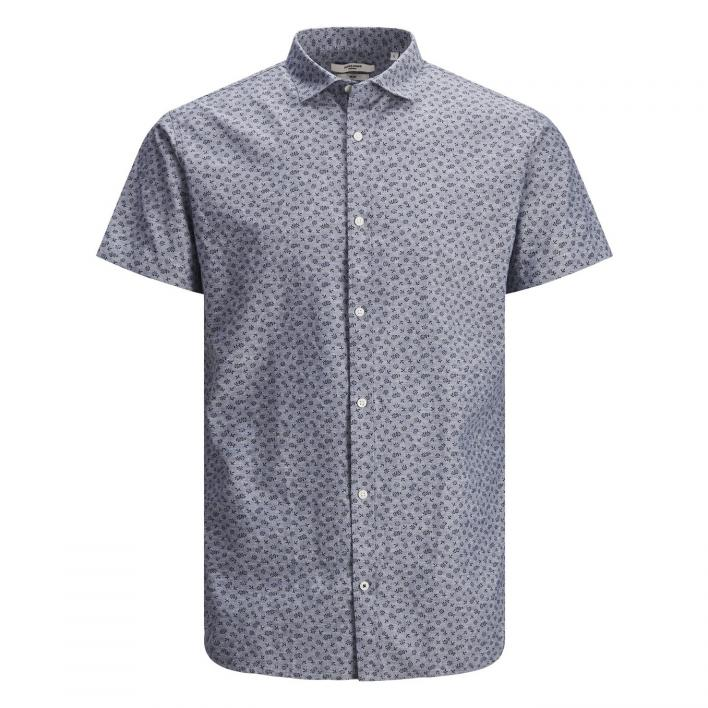 JACK JONES JPRBLASUMMER BLACKPOOL SHIRT S/S