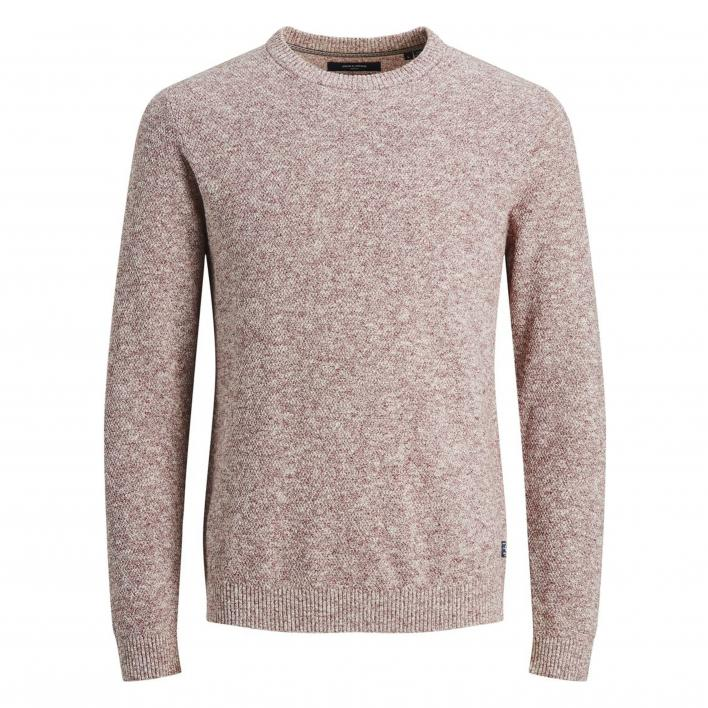JACK JONES JPRBLUTYLER KNIT CREW NECK STS