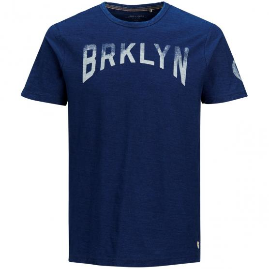 JACK JONES JPRDALE BLU. TEE SS CREW NECK