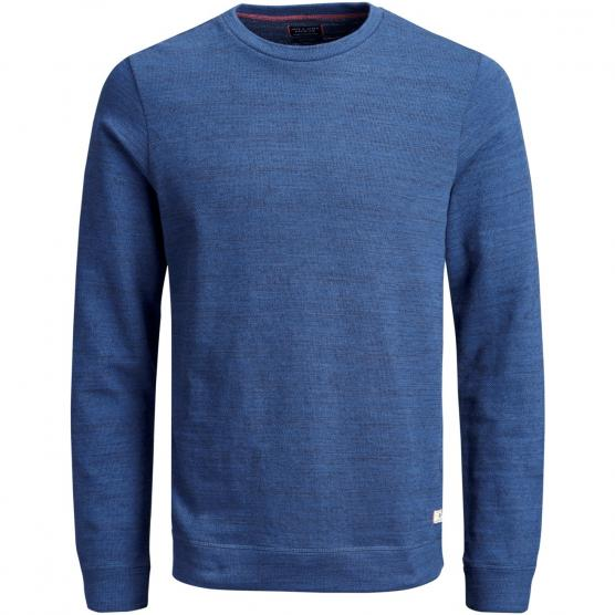 JACK JONES JPRLIAM BLU SWEAT CREW NECK