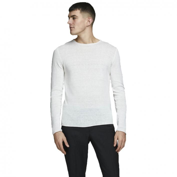 JACK JONES JPRLINEN KNIT CREW NECK B-24/3