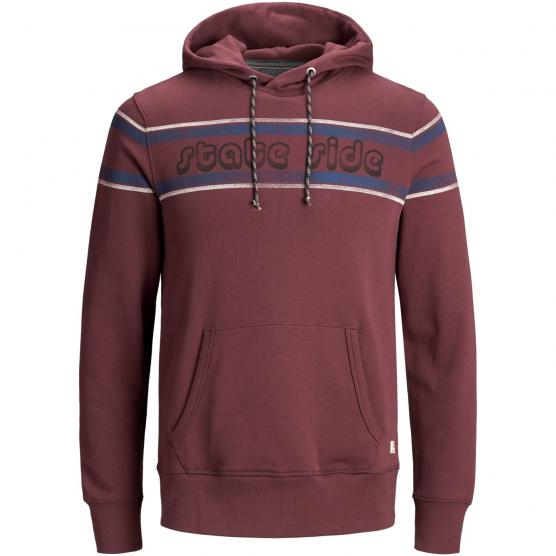 JACK JONES JPRRETRO BLU. SWEAT HOOD