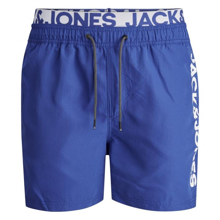 JACK JONES KIDS BALI JJSWIMSHORTS AKM DB WB LOG JR