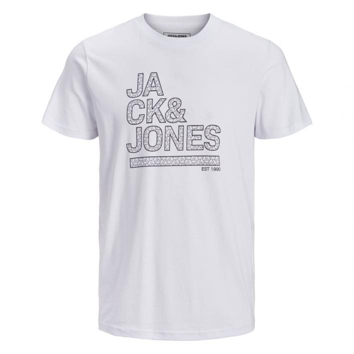 JACK JONES KIDS JCOCOMPLETE TEE SS CREW NECK JR
