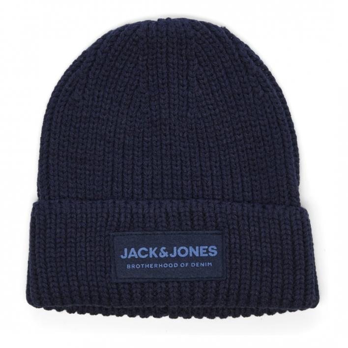JACK JONES KNIT BEANIE JR