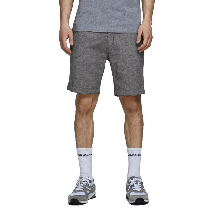 JACK JONES LINEN JJCHINO SHORTS AKM STS
