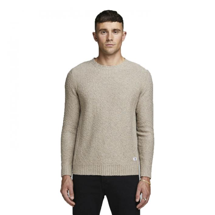 JACK JONES MILO KNIT CREW NECK