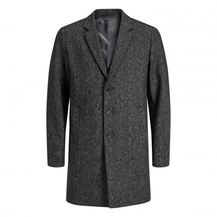 JACK JONES MOULDER WOOL COAT STS