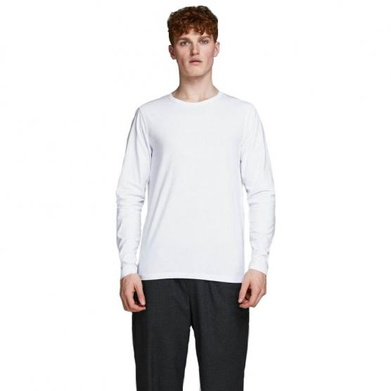 JACK JONES BASIC O-NECK TEE L/S NOOS
