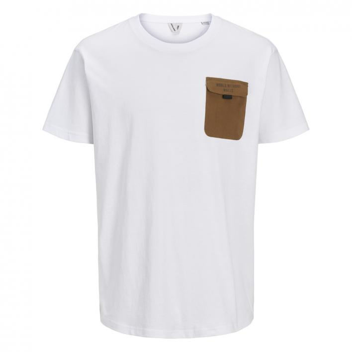 JACK JONES RORY TEE SS CREW NECK