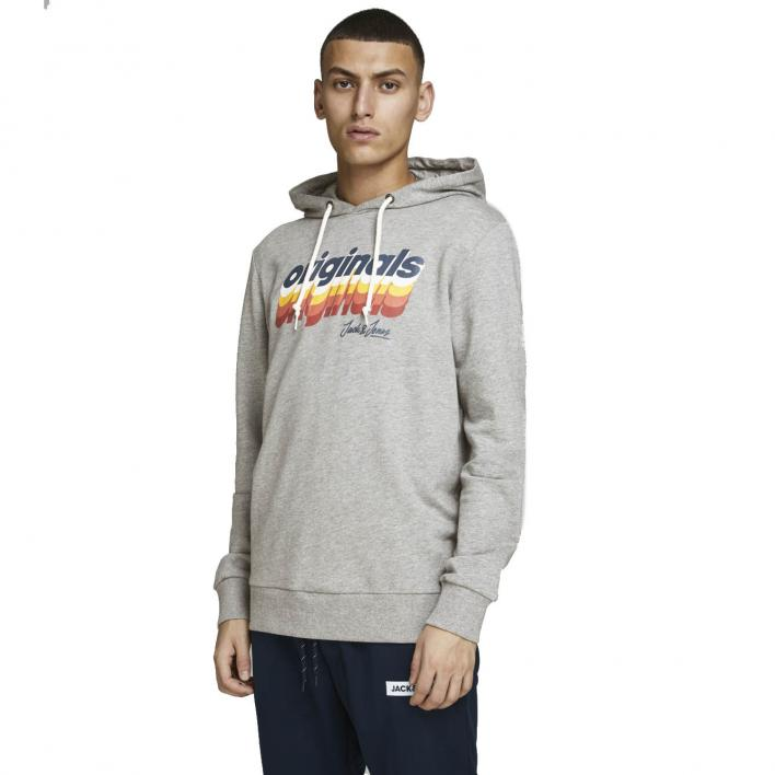 JACK JONES VENTURE SWEAT HOOD STS