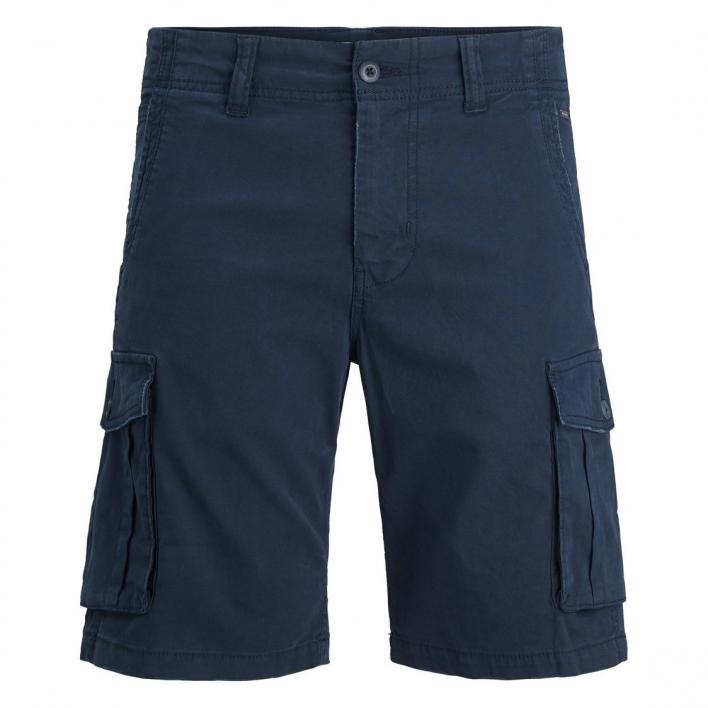 JACK JONES ZACK JJCARGO SHORTS AMA SOLID STS