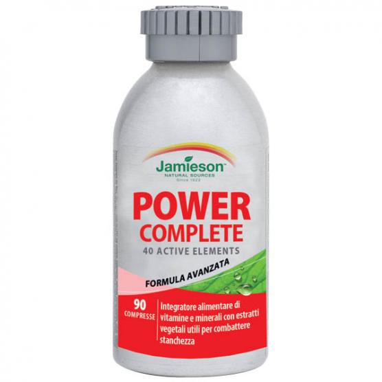 JAMIESON Power Complete Vitamins