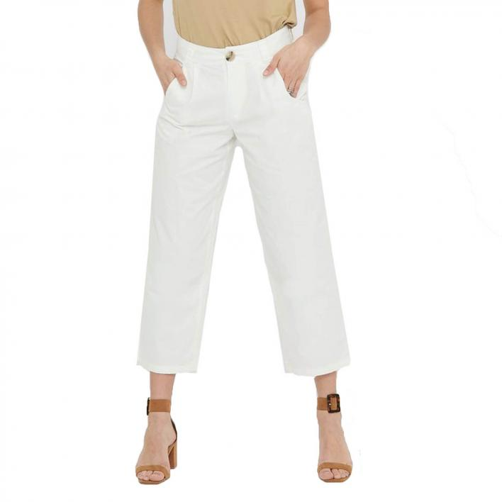JDY HOWELL LOOSE CROPPED PANT
