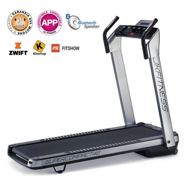 JK FITNESS SUPERCOMPACT 48 SILVER