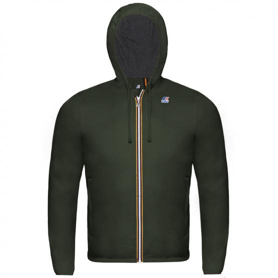 K-WAY JACQUES JERSEY JACKET
