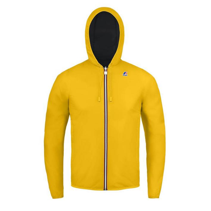 K-WAY JACQUES PLUS DOUBLE JACKET