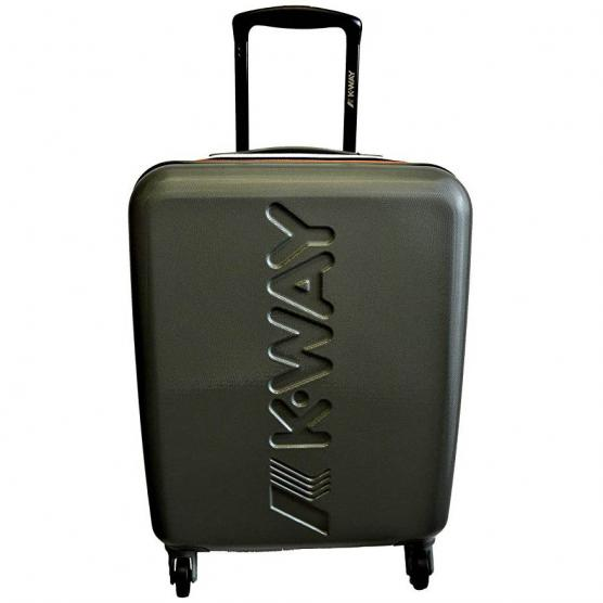 K-WAY K-AIR CABIN TROLLEY ARMY