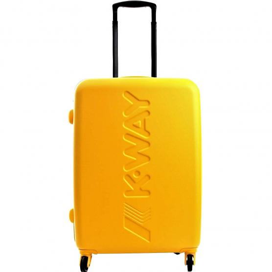 K-WAY K-AIR CABIN TROLLEY YELLOW